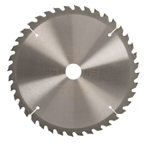 Triton 617338 Woodworking Saw Blade 250mm x 30mm 40 Teeth